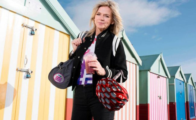 Zoe Ball Plans Mental Health Documentary Following Billy