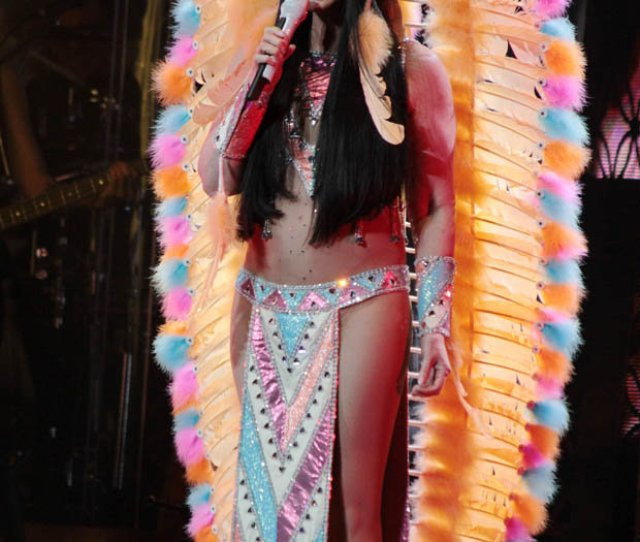 Cher Tour Dressed To Kill Turn Back Time