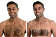 chest hair design york skyline