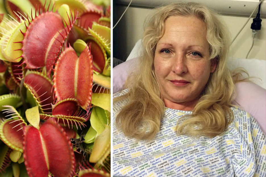 Woman reveals how her vagina grew teeth and bit lovers