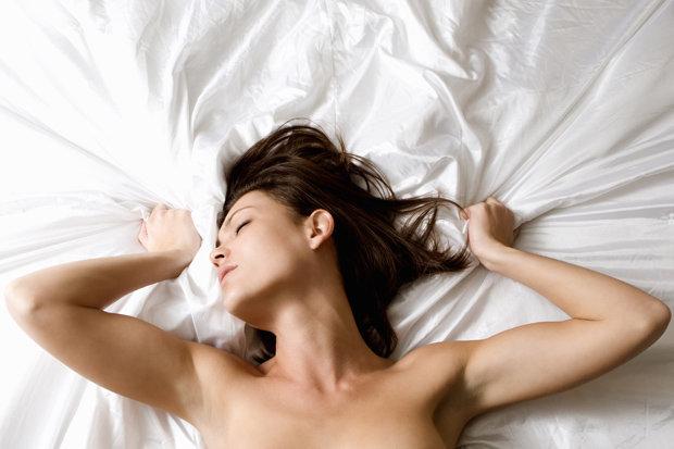 Body female orgasm