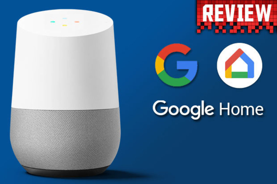 Google Home Review Amazon Echo Smart Speaker Rival Is A