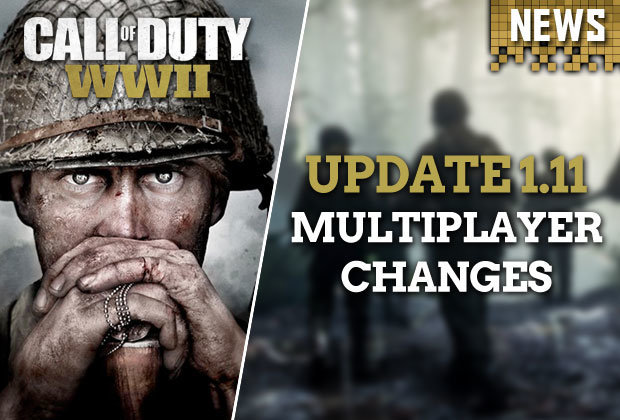 Call of Duty WW2 Update: BIG PS4, Xbox, PC multiplayer changes ahead of new patch notes