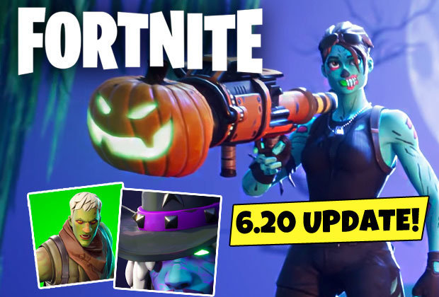 Fortnite Update 6 20 Patch Notes Early Epic Games