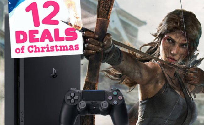 Playstation 4 Lara Croft Game Cut By Over 50 In
