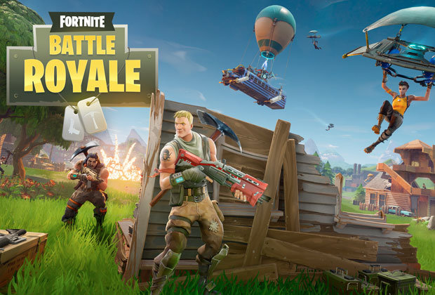 Fortnite Battle Royale download LIVE PS4 PC free update