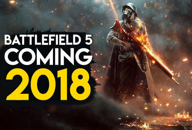 Battlefield 5 trailer: New 2018 game to be revealed very soon as EA tease big announcement