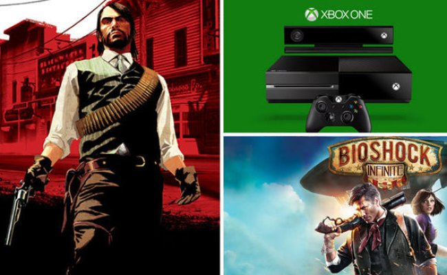 Xbox Games With Gold Leaked Red Dead Redemption And