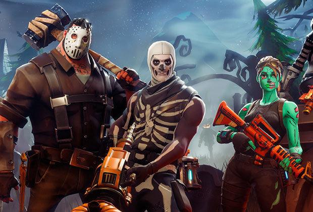 Fortnite Halloween 2018 Countdown Epic Games Season 6