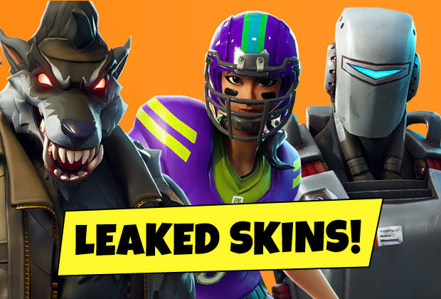 Fortnite SKINS UPDATE Leaked 622 Patch Notes Reveal New