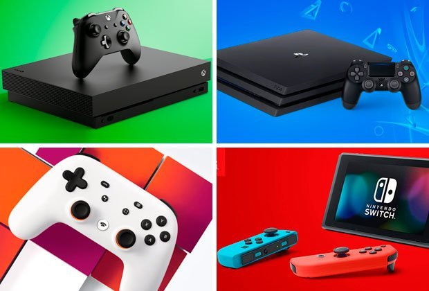 Ps4 Xbox Switch And Google Stadia News Game Boss