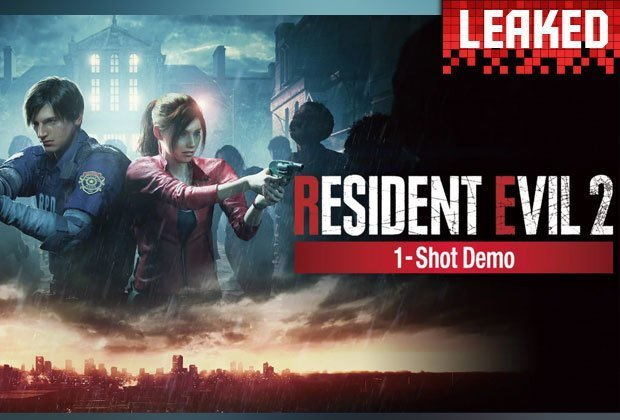 Resident Evil 2 Remake Demo Release Date Leaked Here S