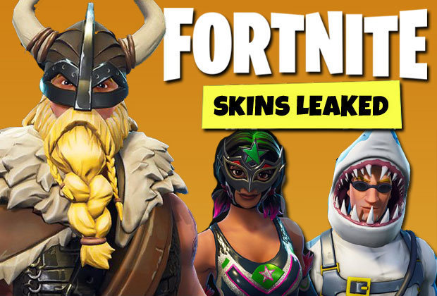 Fortnite SKINS LEAKED: Season 5.0 update new skins leaked by TwoEpicBuddies coming to shop