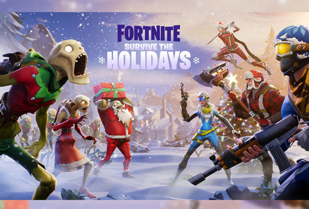Fortnite Update Christmas Save The World Download Times