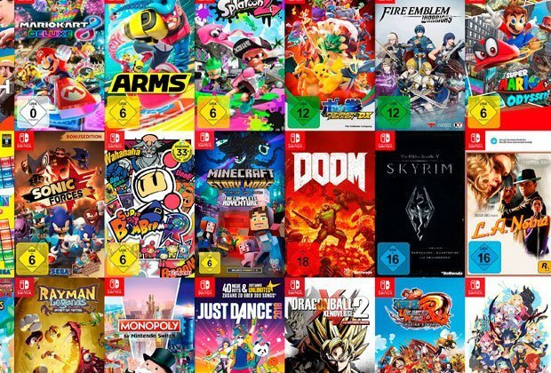 Nintendo Switch Update Good News For Nintendo As Switch