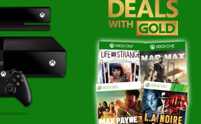 Xbox Slash Big Name Games To Ludicrously Low Prices In