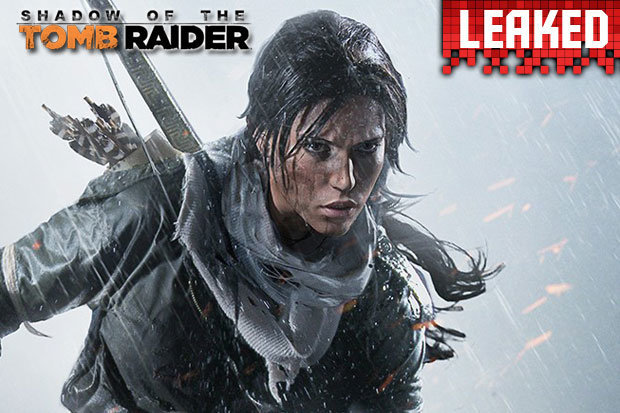 Tomb Raider 2018 LEAK: Release date and trailer OUTED for Shadow of the Tomb Raider