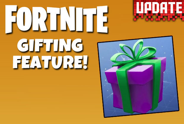 Fortnite Gift Skins UPDATE: How to gift skins in Season 6? Epic Games latest news REVEALED