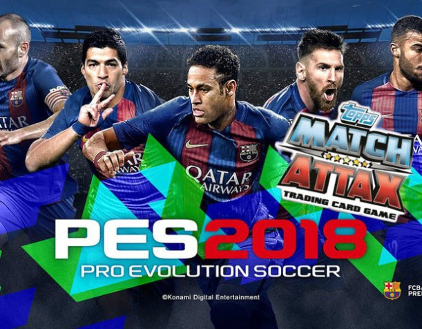 Pes Match Attax