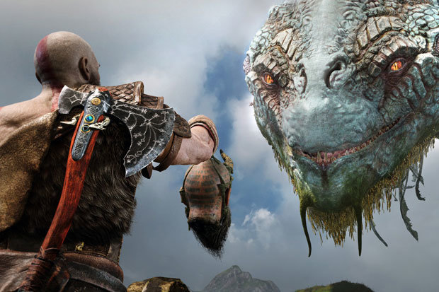 God of War PS4 Release Date Prices: Buy from Amazon, Tesco, GAME, PlayStation and MORE