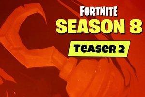Fortnite Season 8 Teaser 3 Reveal Countdown Epic Games Last Teaser Before S8 Start Date PS4
