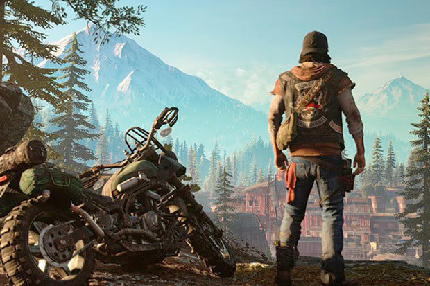 Days Gone Ps4 Release Date Gamescom Screens Gameplay