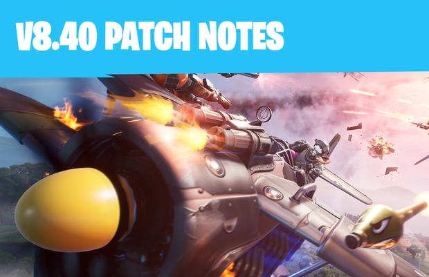 Fortnite Patch Notes Update Epic Games Add Air Royale Ltm