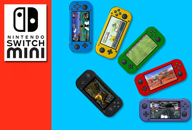 Nintendo Switch News New Switch Mini Could Solve Console