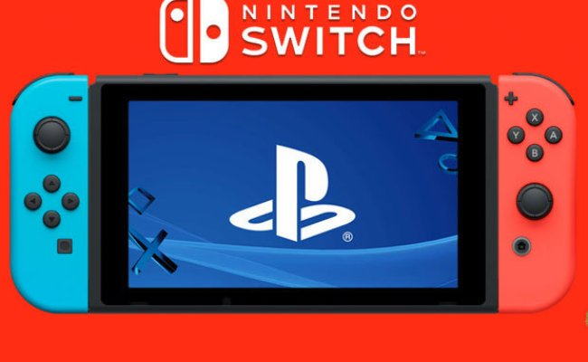 Playstation Shock Sony Games Are Coming To Nintendo