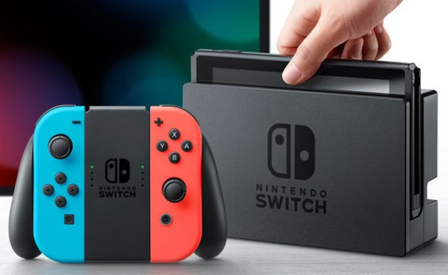 Nintendo Switch Pre Order Price Deals And Release Date