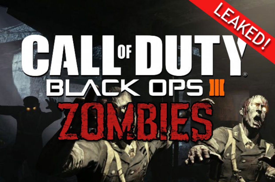 Call Of Duty Black Ops 3 DLC 5 Zombies Chronicles Update