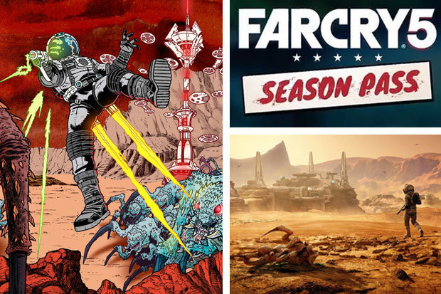 Far Cry 5 Mars DLC Release Date REVEALED: When does Lost on Mars come to PS4, Xbox, PC?