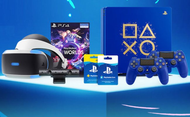 Sony Ps4 Prices Slashed Playstation Days Of Play Sale
