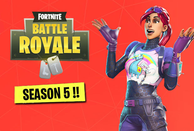 Fortnite Season 5 DOWNTIME, Patch Notes CONFIRMED as Epic Games reveal Server update plans