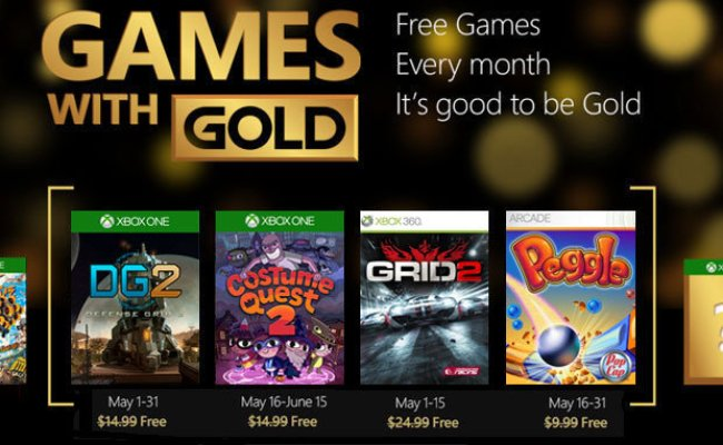 Xbox Owners Can Now Download May S Free Games With Gold