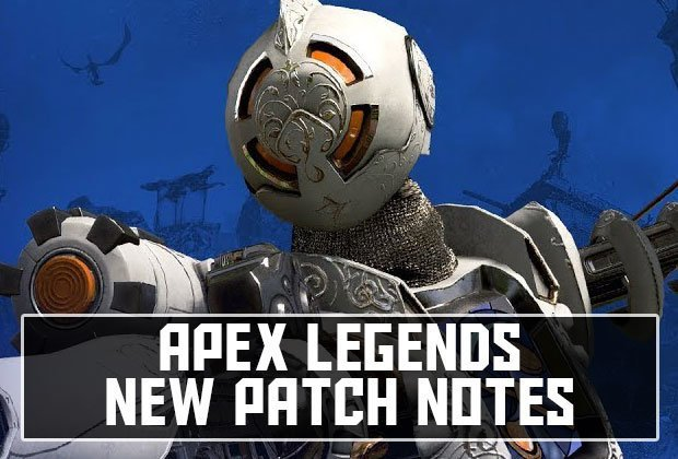 Apex Legends Update Patch Notes: New Solo PS4 and Xbox changes revealed