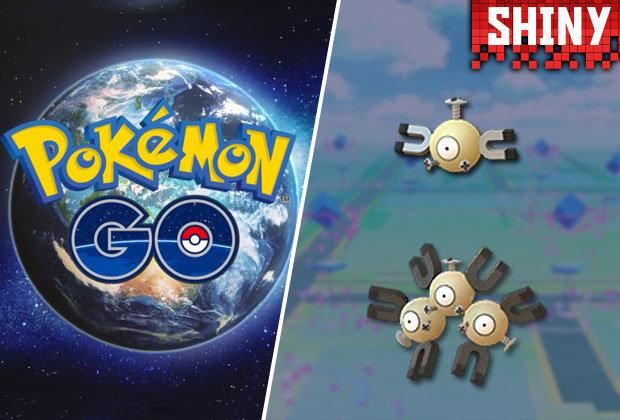 Pokemon GO Shiny Magnemite: Wie fängt man Shiny Magnemite, Magneton mit dem Let's Go Event ab?