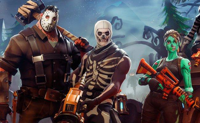 Fortnite Halloween 2018 Epic Games Tease New Event