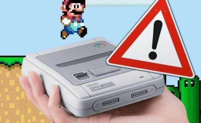 Snes Classic Mini Stock Update Where You Can Buy The