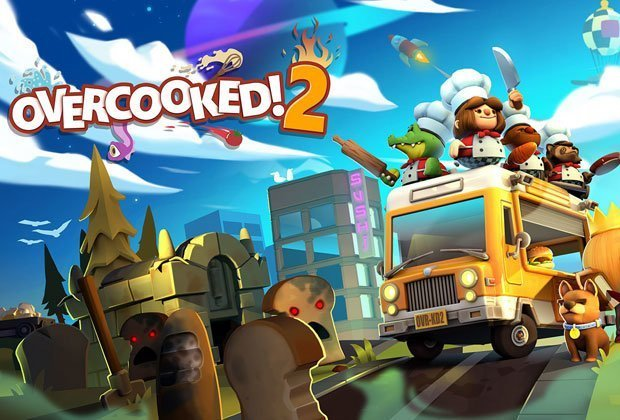 Overcooked 2 New Free Zing Christmas Festive Fun Coming