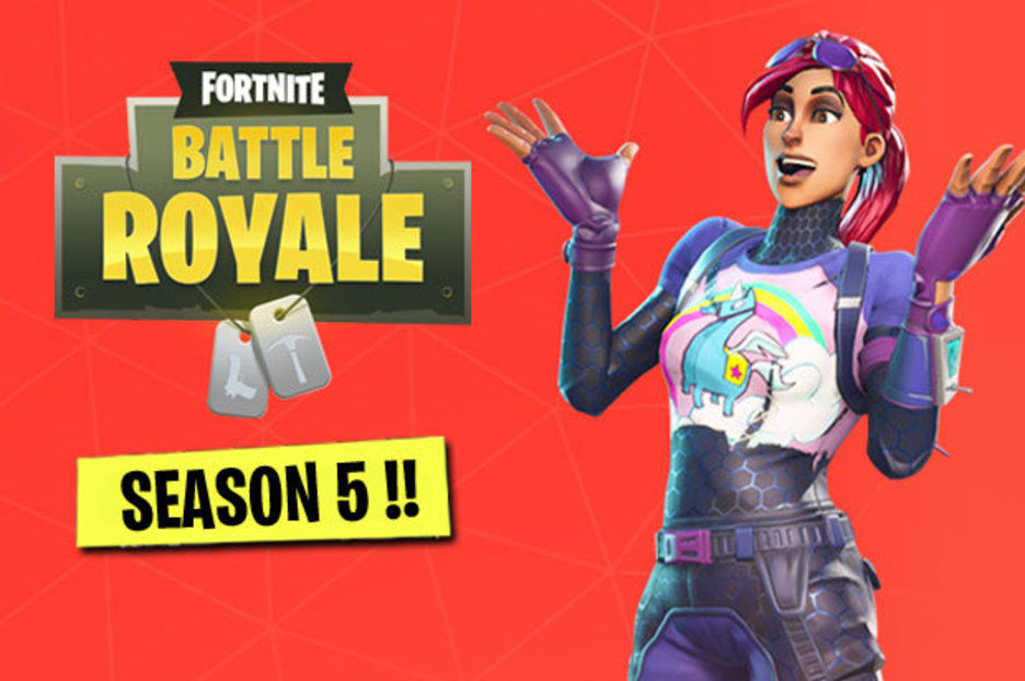 Fortnite Season 6 Release Date Theme New Skins And More