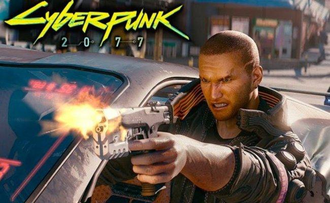 Cyberpunk 2077 2019 Release Date Tease As Cd Projekt Red