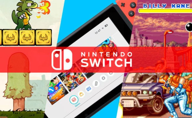 Nintendo Switch Games Update Two New Releases Coming This
