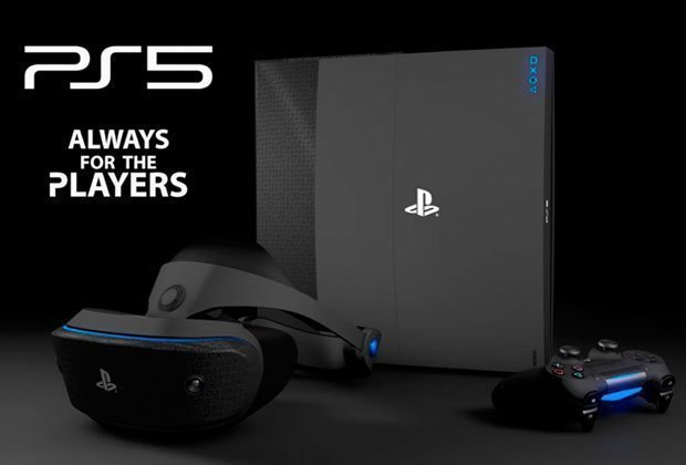 Playstation 5 Release Date News Big Ps4 Game Series