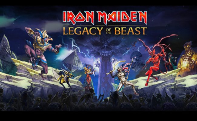 Iron Maiden Legacy Of The Beast New Rpg Game For Mobiles