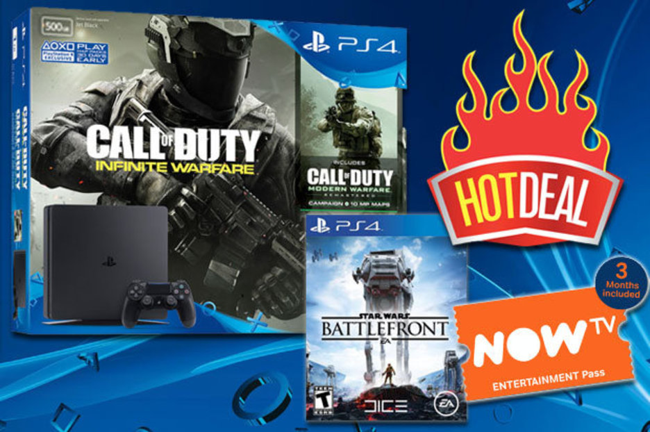 Call Of Duty Infinite Warfare PS4 DEAL Ditch Xbox For