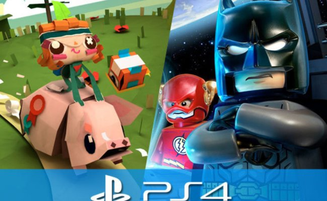 Ps4 Games Update Playstation Now Adds Nineteen New Games