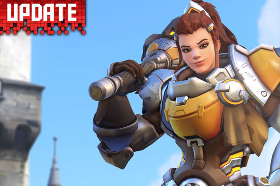 Overwatch Brigitte Hero REVEALED Now Live On PTR But