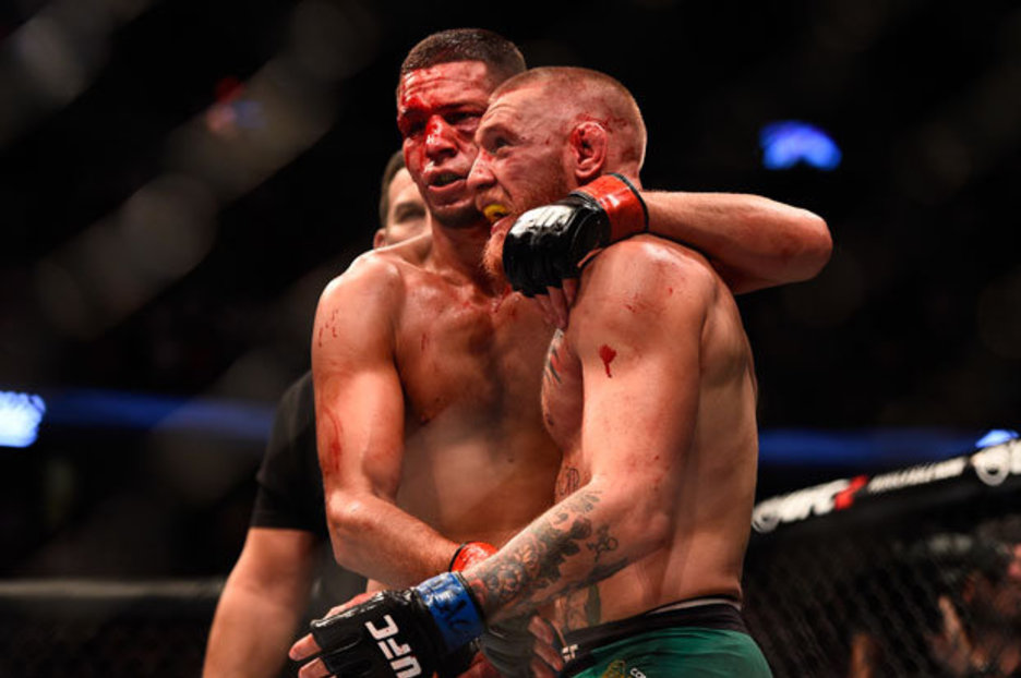 Brother Quotes Wallpaper Hd Conor Mcgregor S Coach Drops Huge Nate Diaz Trilogy Fight