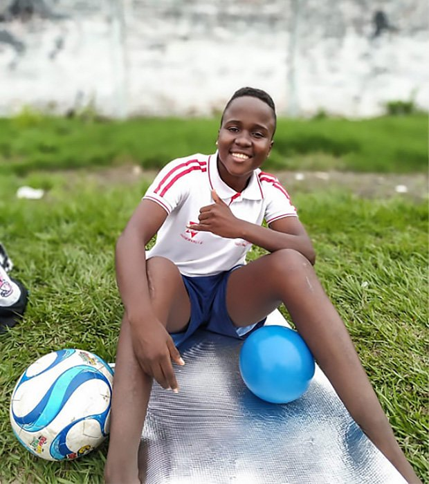 Image result for Colombian football star, Leidy Asprilla, found dead next to a motorcycle several days after she went missing